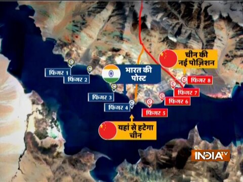 LAC standoff finally ends; India, China start disengagement of troops at Pangong Tso