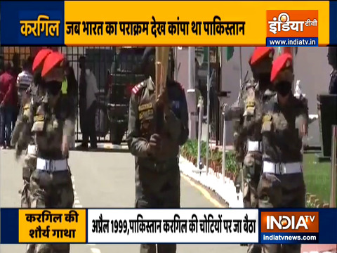 Kargil Vijay Diwas पर रक्षा मंत्री आज दिल्ली के वॉर मेमोरियल पर शहीद जवानों को देंगे श्रद्धांजलि