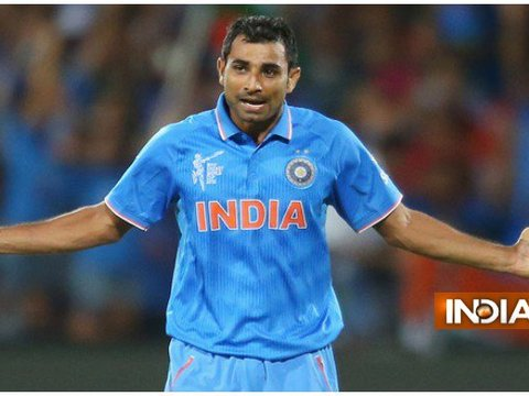 BCCI decides to renew Mohammed Shami's contract