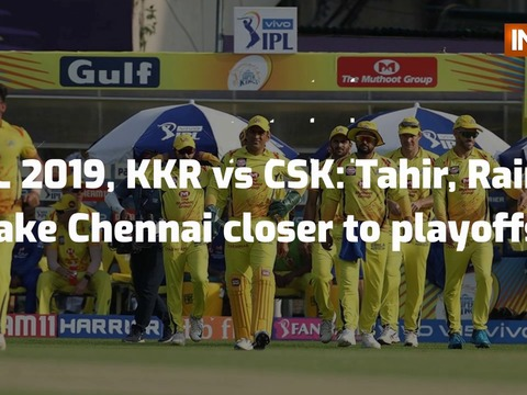 IPL 2019, KKR vs CSK: Chennai bandwagon rolls on as Tahir, Raina star in 5-wicket win over Kolkata