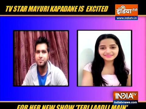 Mayuri Kapadane talks about her new show Teri Laadli Main