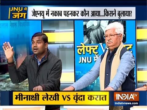 Kurukshetra: Truth behind the Sunday mayhem at Jawaharlal Nehru University