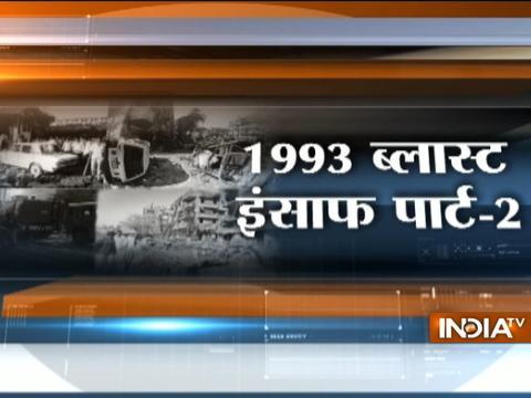 1993 Mumbai Blasts Case: Abu Salem and Mustafa Dossa brought to Court
