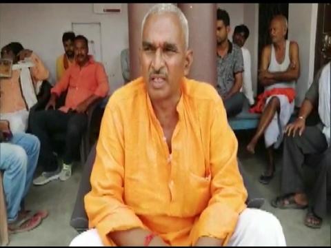 बलिया कांड: मोस्ट वांटेड धीरेंद्र के बचाव में खुलकर आए विधायक सुरेंद्र सिंह