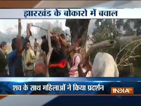 Jharkhand: Death of youth in accident triggers clash between police and villagers