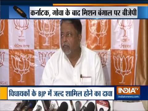 मुकुल रॉय ने किया दावा, कहा- CPM, कांग्रेस और TMC के 107 विधायक BJP में होंगे शामिल