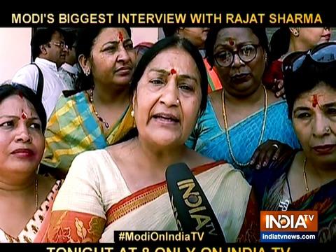 सलाम इंडिया 2019: देखिये पीएम मोदी के एक्सक्लूसिव इंटरव्यू पर क्या है जयपुर की जनता की प्रतिक्रिया