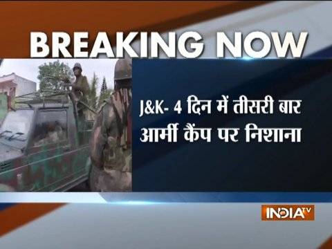 Jammu and Kashmir: Search operation launched after suspicious movement near Domana Army camp