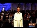 Janhvi Kapoor, Vicky Kaushal dazzle at Lakme Fashion Week