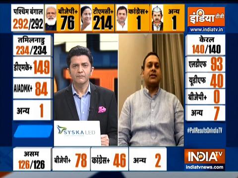'Never had a doubt on Mamata Banerjee's defeat in Nandirgram' says Amit Malviya