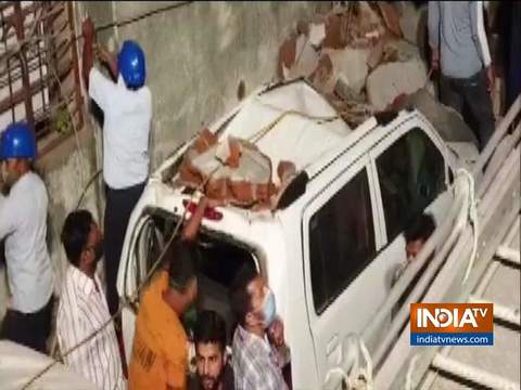 3 dead after under-construction building collapses in Vadodara