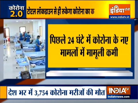 India reports 3,66,161 new COVID-19 cases in last 24 hours