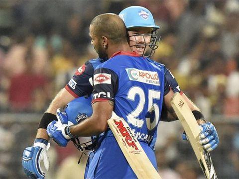 आईपीएल 2019: शिखर धवन और ऋषभ पंत ने दिल्ली कैपिटल्स को दिलाई जीत