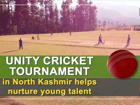 Unity Cricket Tournament in North Kashmir helps nurture young talent