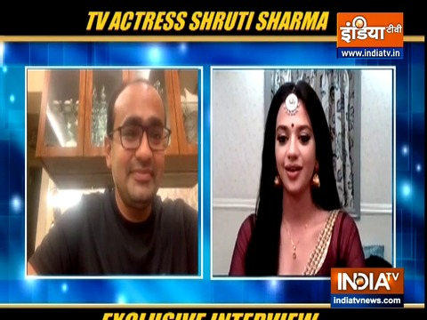 Meet 'Namak Ishq Ka' lead actress Shruti Sharma aka Chumchum