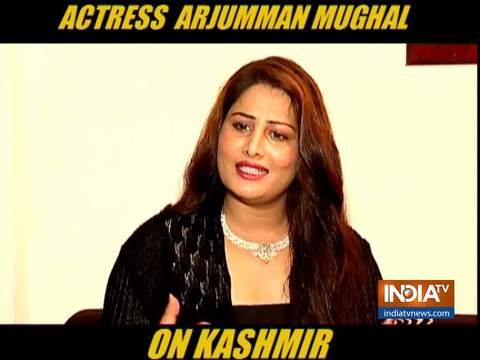 अर्जुमान मुघहल का स्पेशल इंटरव्यू: एक्ट्रेस ने कश्मीर में बिताए अपने बचपन की यादों को किया शेयर