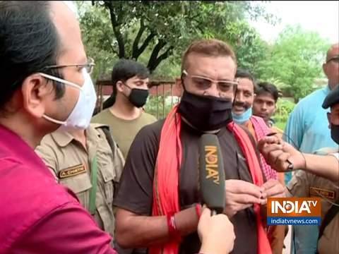 Bihar डीजीपी पद से VRS लेने पर बोले पांडे, सुशांत केस से मेरे वीआरएस लेने का कोई लेना-देना नहीं