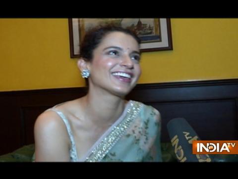 Kangana Ranaut says she's confident that the audience will love Simran