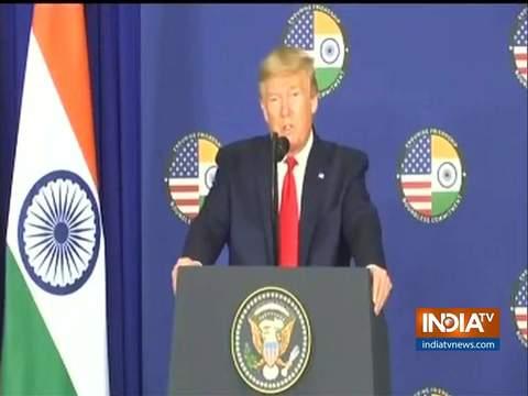 Trump India Visit Day 2: भारत एक ''अद्भुत देश'' है, पिछले 2 दिन यहां बहुत अच्छे बीते