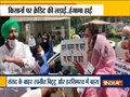 Verbal spat between Harsimrat Kaur Badal & Ravneet Singh Bittu over Farm Laws
