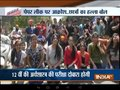 Students protest against CBSE paper leak