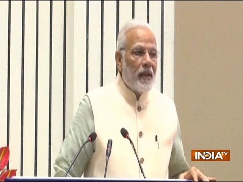 Want Muslims to have Quran in one hand and computer in other: PM Modi