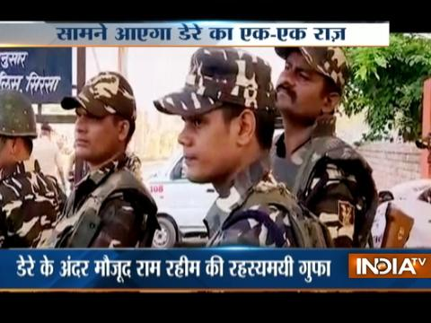 Sirsa: Army, Haryana police to carry out search operation in Dera ashram from today