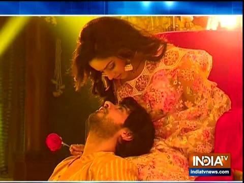 Yeh Hai Chahatein: Rudraksh and Preesha share romantic moments
