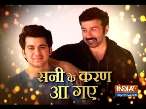 फिल्म 'पल पल दिल के पास' पर सनी देओल, करण देओल और सहर बाम्बा का इंटरव्यू!
