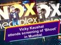 Vicky Kaushal attends screening of 'Bhoot' in Mumbai