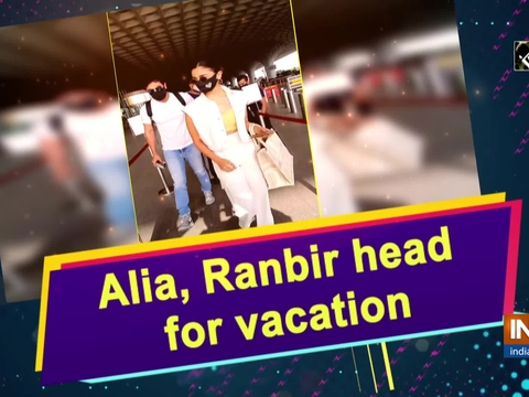 Alia, Ranbir head for vacation