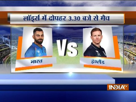 ODI series: Confident India look to seal series against England in Lord's today