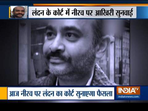UK high court to deliver judgment on Nirav Modi's bail appeal today