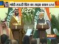 PM Modi & Saudi Arabia Crown Prince Mohammed bin Salman issue a joint statement in Delhi