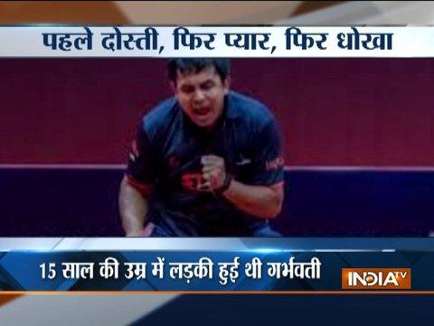 Table Tennis star Soumyajit Ghosh accused of rape