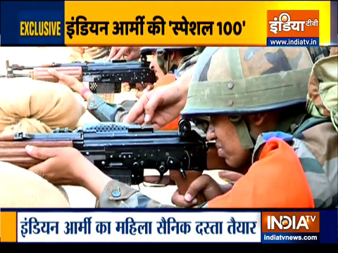 Special 100 of Indian Army: Meet indian army's brave women officers