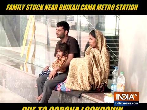 Coronavirus lockdown: जानिए राजधानी दिल्ली में फंसे परिवारों की कहानी