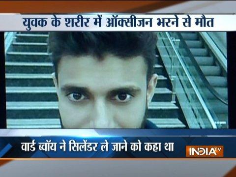 Man dies after being sucked into MRI machine at Mumbai hospital