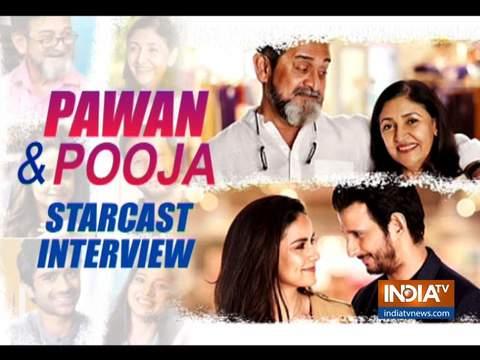 महेश मांजरेकर, गुल पनाग अपनी वेब सीरिज 'पवन एंड पूजा' को लेकर इंडिया टीवी से खास बातचीत