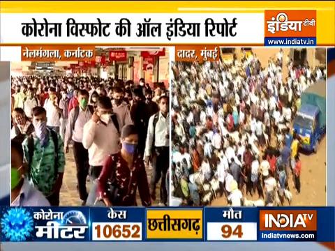 हर दिन केस 1 लाख पार लापरवाही जिम्मेदार, देखिए कोरोना विस्फोट की ऑल इंडिया रिपोर्ट