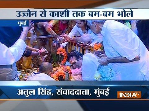 Ujjain to Varanasi, devotees visit Lord Shiva temple on Mahashivratri