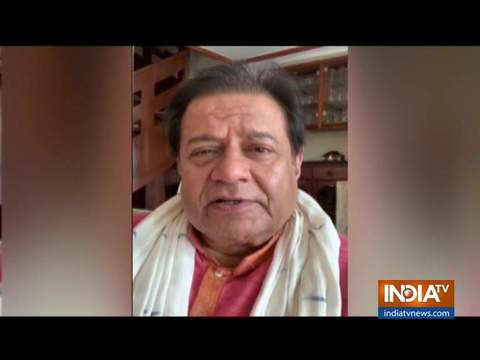 Anup Jalota wishes for Sanjay Dutt's speedy recovery