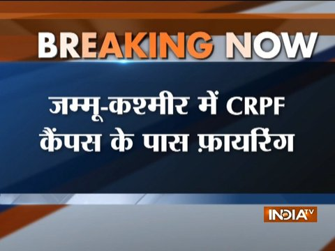 Jammu and Kashmir: Firing near CRPF campus near Sunderbani's Rajouri district