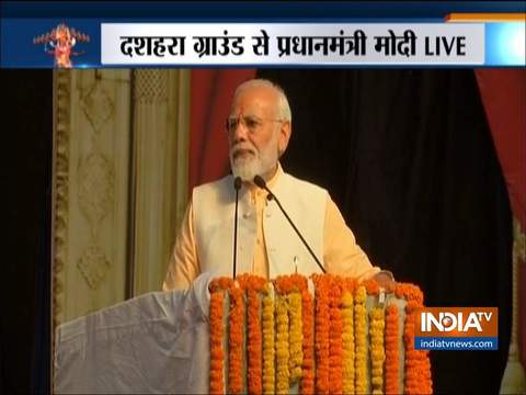 It is our responsibility to kill the evils of our society, says PM Modi