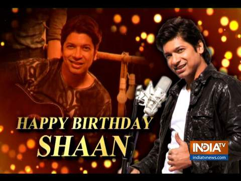 Singer Shaan feels lucky as he gets a lot of love from audience