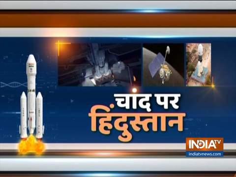 2:43 पर लॉन्च होगा चंद्रयान-2, इसरो पर सारी दुनिया की नजरें