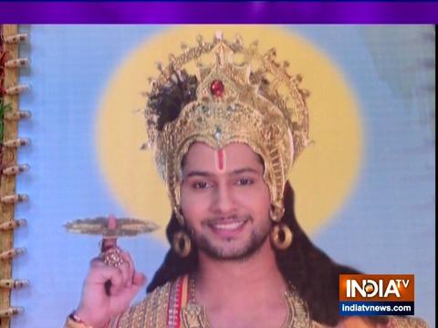विद्या की मदद के लिए नमीश तनेजा बने भगवान कृष्ण