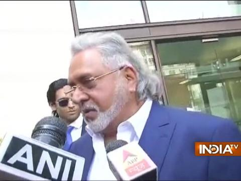 Vijay Mallya to be brought back to India till Dec 2017: Attorney General tells SC