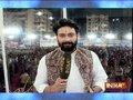 Kulfi Kumar and Mere Sai's Abeer Sufi visits Durga Puja Pandal