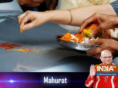 Know about the seventh day of Chaitra Navratri and today's auspicious time